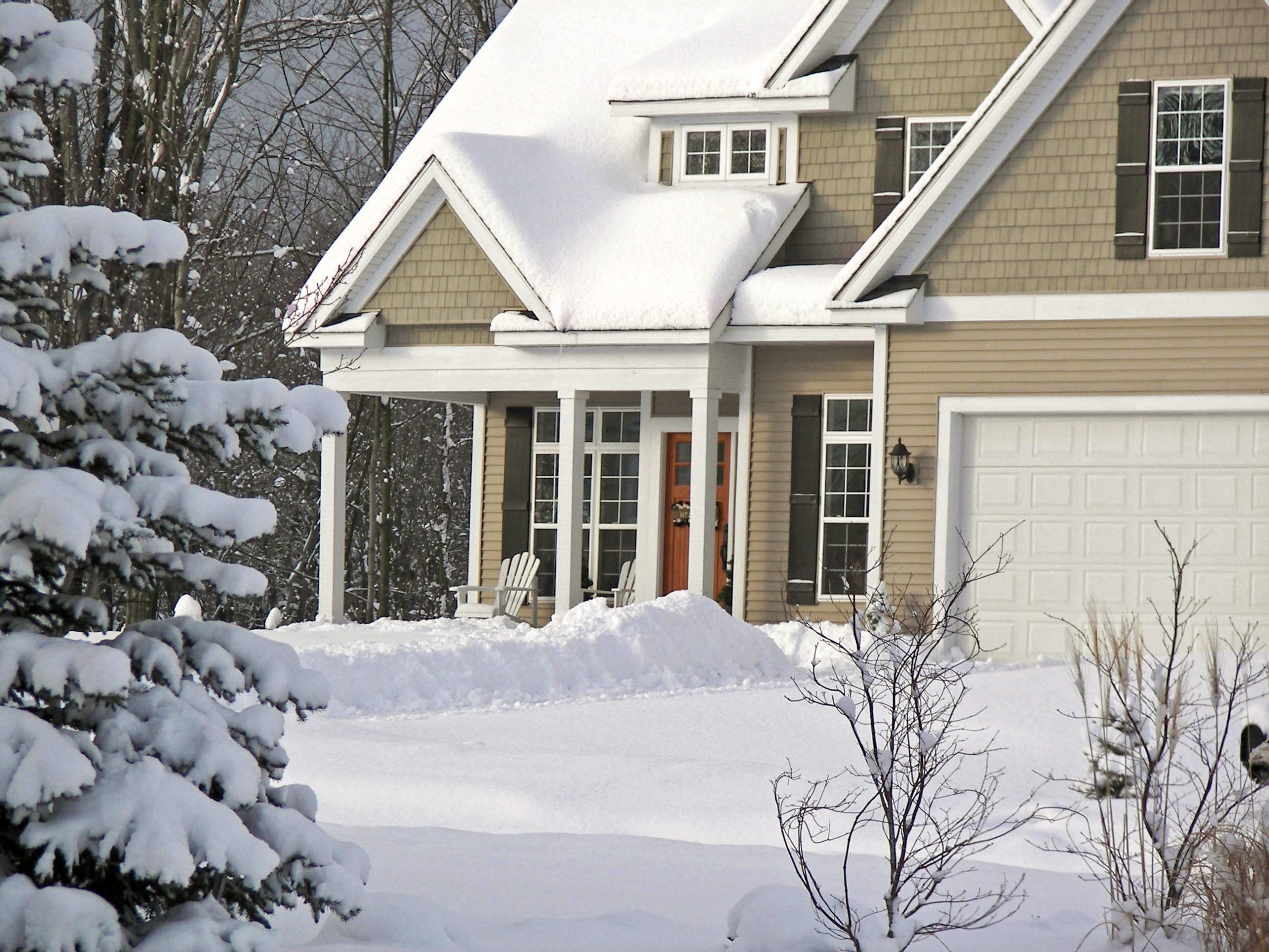 Home Winterization 101