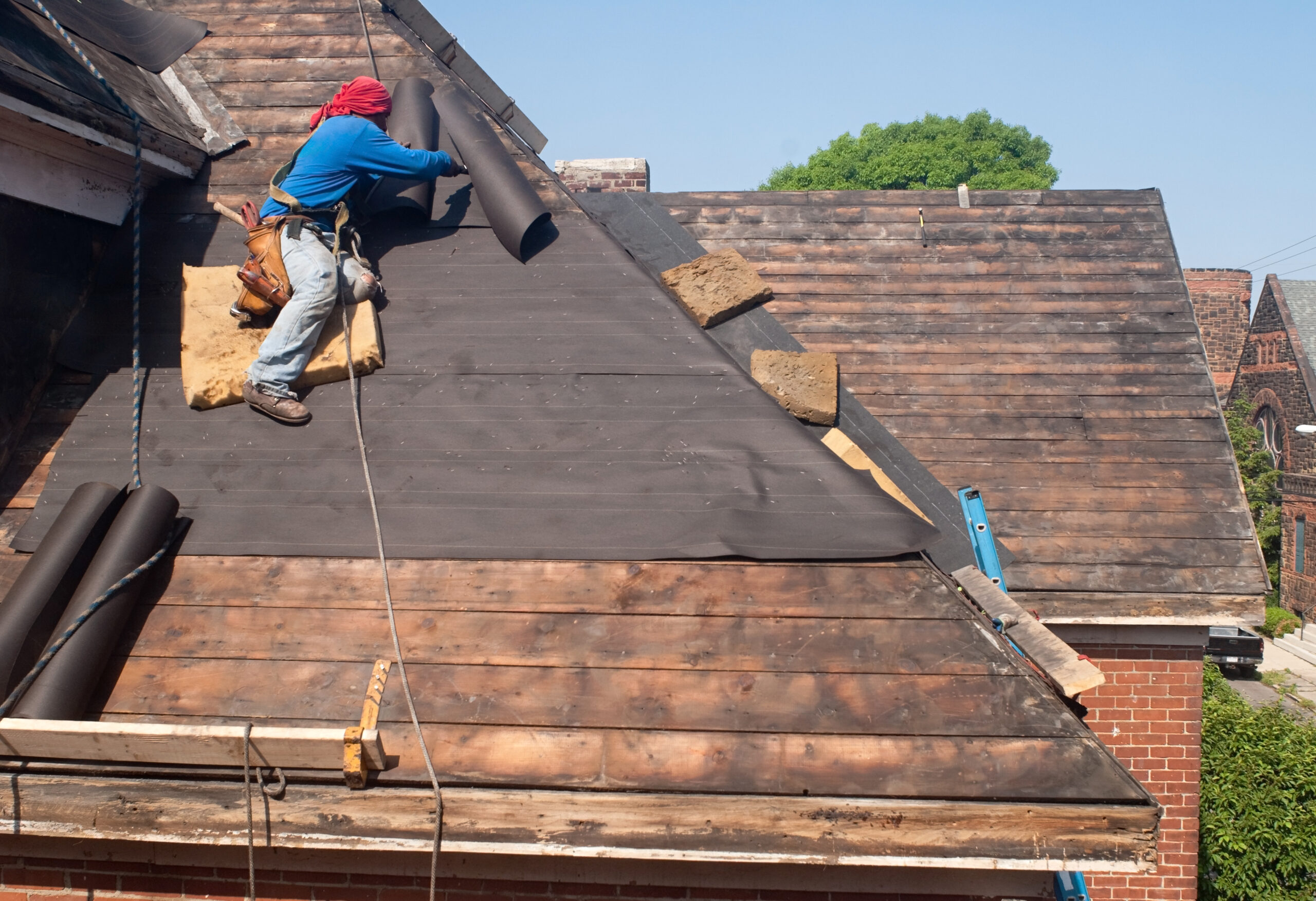 The Ultimate Guide to Repairing Your Roof